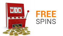 Now you can play with no deposit free spins